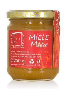 Millefiori Honey http://deliz.io/product/millefiori-honey-la-castellina/