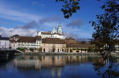 Solothurn Quality Time, Switzerland, Countries, Trips, Europe, Mansions, House Styles, Travel, Home