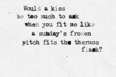 Too Much to Ask - Arctic Monkeys