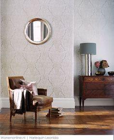Adembenemend prachtbehang Leonida van Harlequin