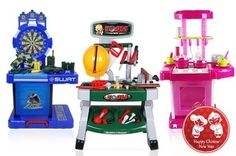 Occupational Playset for Kids