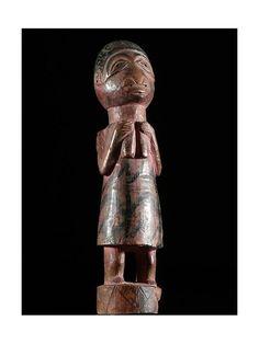 Le groupe ethnique des Nago se rencontre à la transition entre le nord et le centre du Bénin,