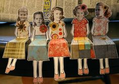 Fun Poppet Paperdolls Cool idea for history projects (dioramas puppet shows etc.) using historic figures and/or include paper dolls w students' faces as well. The post Fun Poppet Paperdolls appeared first on Paper Ideas. History Projects, Art Projects, Paper Dolls, Art Dolls, Dolls Dolls, Fabric Dolls, Paper Art, Paper Crafts, Puppet Show