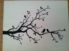 tree painting #4