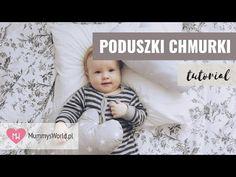 JAK USZYĆ PODUSZKI CHMURKI? 2 WYKROJE DO POBRANIA - MummysWorld.pl - kreatywnie nie tylko dla dzieci