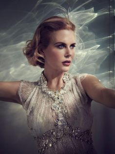 Nicole Kidman in the film as Princess Grace.
