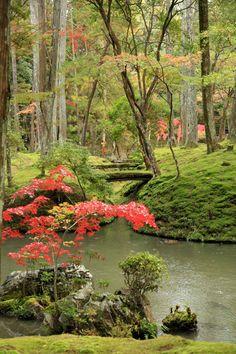 Saiho-ji Temple Moss Gardens