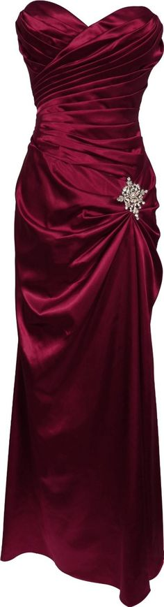 Dark Red- Possible braidsmaid dresses