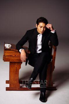 Joo Won - The Star Magazine November Issue '13
