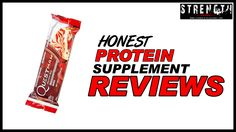 Strawberry Cheesecake Quest Bar Review - Strength Oldschool Reviews Quest Nutrition's Strawberry Cheesecake Protein Bar.