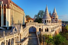 Things to do in Budapest Hungary | Fisherman's Bastion
