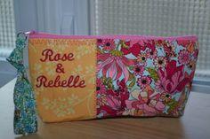 Pochette Rose & Rebelle  :-))