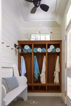 pool house changing room - Google Search