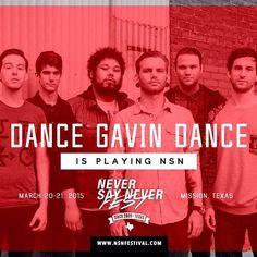 DANCE GAVIN DANCE is back!  @DGDtheband @tilianpearson @jonmess @therealwillswan @matthew_mingus @TimFeerick