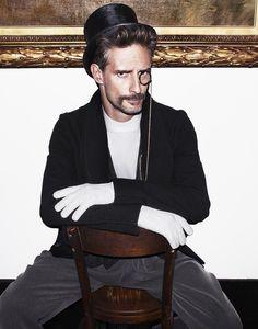 Gentleman's Club by Matt Irwin | Homotography