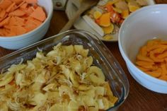 Autumn Vegetable Gratin from Small Things