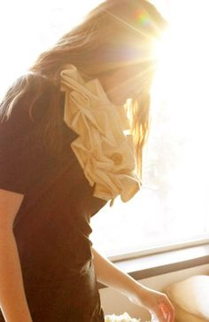 ~Ruffles And Stuff~: Shoot for the Scarves