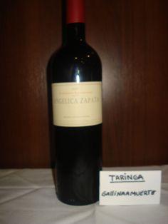 Mi coleccion de vinos ! ( parte 1 ) - Taringa! san valentin lacrado  #lacrado #valentin Red Wine, Alcoholic Drinks, Bottle, Glass, Ideas, Saints, Baskets, Valentines, Manualidades