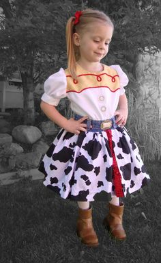 Whitney's 1st halloween costume request of 2012: Jesse. And she wants Grady to be Bullseye :) Sooo hoping she doesnt change her mind!