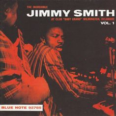 Jimmy Smith - At Club Baby Grand Volume 1 (1528)