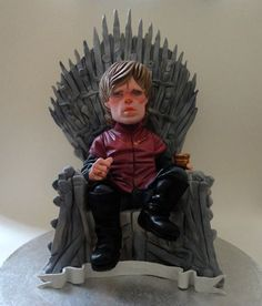 Tyrion Game of Thrones doll