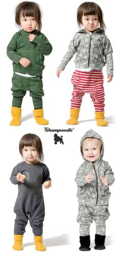 minor de:tales: Shampoodle | The Liberal Collection AW13