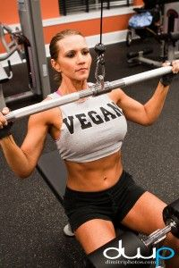 is possible to be vegan, gain and retain muscle, and get very lean