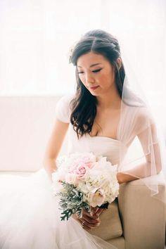 Jadaheartistry Toronto Wedding Mua Chinese Makeup Timeless Vintage Asian Bride Loose