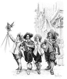 Maurice Leroy  Three Musketeers #1