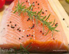 Как правильно засолить красную рыбу