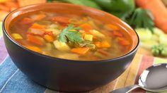 Bone broth can be used as a base for soups and stews for added nutrition and immune support.