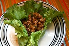 Lettuce wraps have always been one of my favorites! They are SO delicious and very easy to make.*Recipe from William Sonoma. Marinade:4-5 chicken tenders, minced into small pieces1 Tbsp soy sauce1 Tbsp rice vinegar1 tsp sesame oil Sauce:2 ½ Tbs soy sauce1 Tbsp rice vinegar1 tsp sugar 1 tsp sesame oil1 Tbsp hoisin sauce1 tsp... Read More »