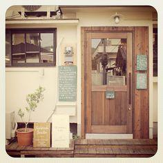 奈良の北町のちてはこカフェでランチしました。I went to Chitehako Cafe in Nara, Japan. - @iokamiho…