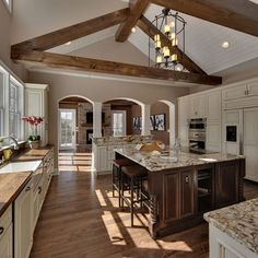 Kitchen - traditional - kitchen - other metro - Echelon Custom Homes