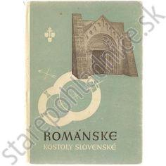 Románske kostoly slovenské, Valer A. Zavarský Cover, Books, Art, Art Background, Libros, Book, Kunst, Performing Arts, Book Illustrations