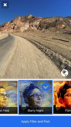 Dreamscope: Turning pictures into art