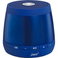 Jam Portable Bluetooth Speaker: Great for a kitchen, bedroom or dorm room, and seriously great price.