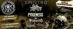 Seis nuevas confirmaciones para el Iberian Warriors Metal Fest