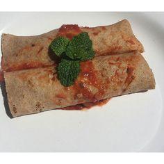 Para o almoço ou jantar...  Panqueca Integral ( opções de Carne Frango ou Queijo Branco com Palmito )     Ligue  ( 17 ) 3022-2177 3222 5632 ou Whatsapp 98223 8003.  #lightfoodway #delivery #panquecas #panquecasintegrais #refeições #saúde #vidasaudável #dietas #light #detox #suco #almoço #jantar #lanche #refeiçãocompleta #semglúten #lowcarb #sejalightfoodway #esseéocaminho    by lightfoodway