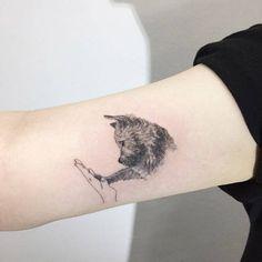 Vous allez adorer les tatouages minimalistes et délicats de cet artiste coréen - page 2