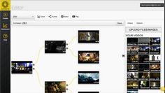 Aplicación web que permite crear vídeos interactivos de una manera muy fácil.