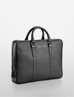 68d65369814a Brennan Saffiano Commuter Briefcase on shopstyle.com Briefcase For Men,  Business Briefcase, Leather