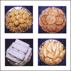 Festival Special Sweet Bundle - Putha Rekulu( 12Pieces ) +  Sanna Bundi Laddu ( 1/2 kg ) + Nethi Arisalu( 1/2 kg ) +  Kajjikayalu( 1/2 kg ).