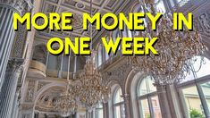 Abraham Hicks 2018 - More money in one week
