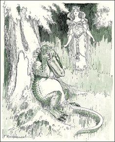 llustration by Frederick Richardson