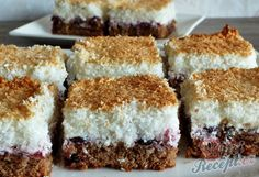 Recepty od Petra H Krispie Treats, Rice Krispies, Tiramisu, Cheesecake, Muffin, Breakfast, Ethnic Recipes, Desserts, Food