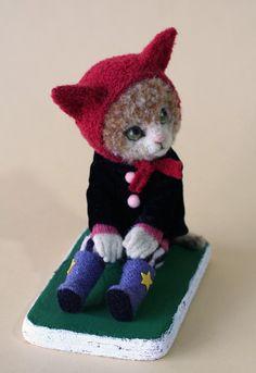 Yoomoo Cat after Higuchi Yuko By Zoe Williams