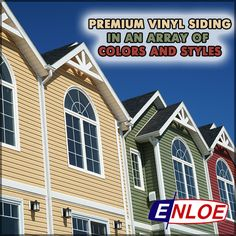 Our beautiful, premium vinyl siding comes in a array of styles and colors for you to choose from. Contact us today to schedule a FREE in-home consultation. #VinylSidingAugusta #VinylSidingNorthAugusta ##VinylSidingCSRA
