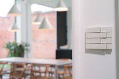 Lichtschalter und Steckdosen mit modernem Design - 50 Ideen