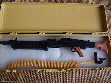 1:6  1/6 battlefield  Weapon Gun MG42 Machine gun Assault Rifle 4D Assemble toys